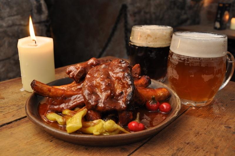 Food festival :: Medieval Tavern U krále Brabantského
